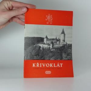 náhled knihy - Křivoklát : státní hrad a památky v okolí