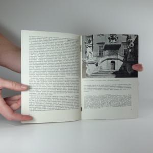 antikvární kniha Vranov nad Dyjí: státní zámek, město a okolí, 1952