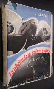 náhled knihy - Za obchodem kolem světa : Baťova letecká obchodní výprava kolem světa 6.I.-1.V.1937