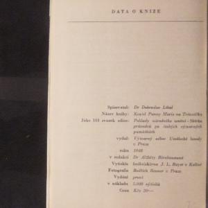 antikvární kniha Kostel Panny Marie na Trávníčku v Praze, 1948