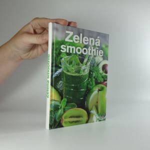 náhled knihy - Zelená smoothie