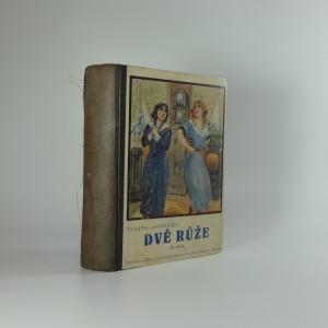 náhled knihy - Dvě růže. I. díl