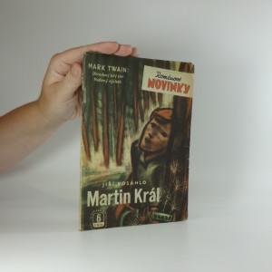 náhled knihy - Martin král (Románové novinky)