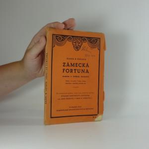 náhled knihy - Zámecká fortuna