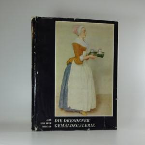 náhled knihy - Die Dresdener Gemaldegalerie