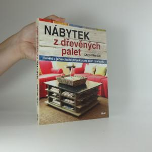 náhled knihy - Nábytek z dřevěných palet