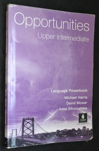 náhled knihy - Opportunities: upper intermediate language powerbook