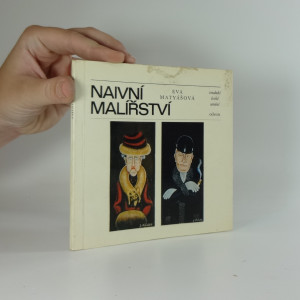 náhled knihy - Naivní malířství