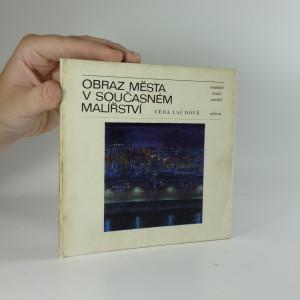 náhled knihy - Obraz města v současném malířství