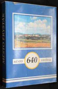 náhled knihy - Město Fryšták 1945-1995