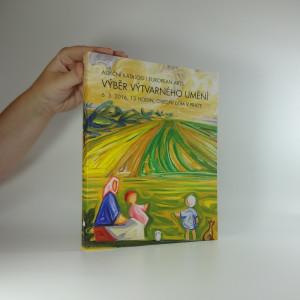 náhled knihy - Výběr výtvarného umění