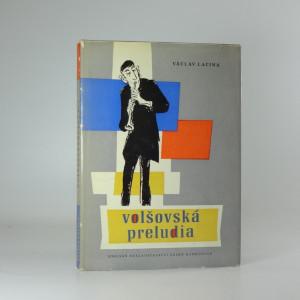 náhled knihy - Volšovská preludia