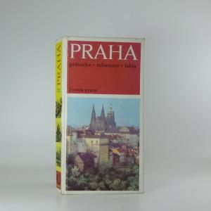 náhled knihy - Praha : Průvodce-informace-fakta