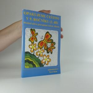 náhled knihy - Opakujeme češtinu v 9. ročníku