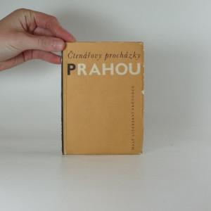 náhled knihy - Čtenářovy procházky Prahou - malý literární průvodce
