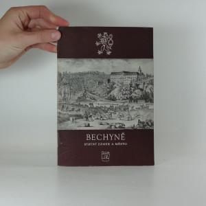 náhled knihy - Bechyně: Státní zámek a město