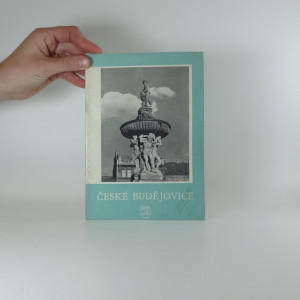 náhled knihy - České Budějovice -  procházka městem a nejbližším okolím