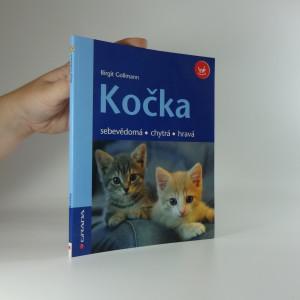 náhled knihy - Kočka : sebevědomá, chytrá, hravá
