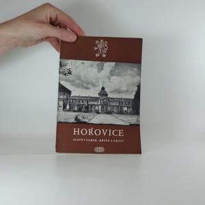 náhled knihy - Hořovice : státní zámek, město a okolí