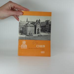 náhled knihy - Cheb : městská památková rezervace a hrad
