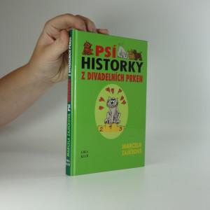 náhled knihy - Psí historky z divadelních prken
