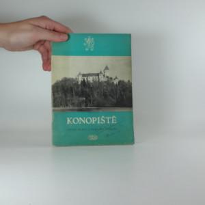 náhled knihy - Konopiště : státní zámek a památky v okolí