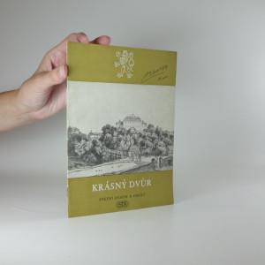 náhled knihy - Krásný dvůr, státní zámek a okolí