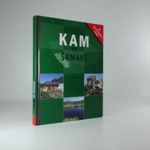 náhled knihy - Kam na Šumavě