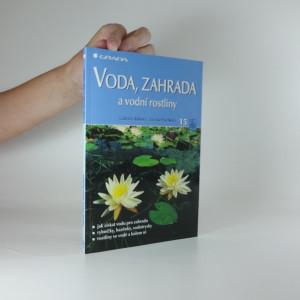 náhled knihy - Voda, zahrada a vodní rostliny