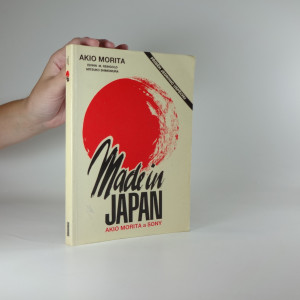 náhled knihy - Made in Japan : Akio Morita a Sony