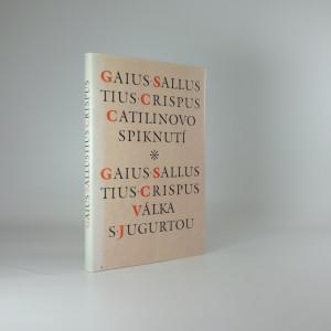 náhled knihy - Catilinovo spiknutí, Válka s Jugurtou