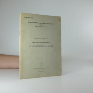náhled knihy - Předpisy o betonových stavbách. Část I. - Navrhování betonových staveb