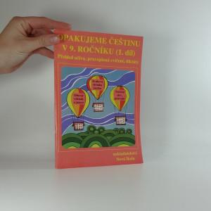 náhled knihy - Opakujeme češtinu v 9. ročníku (1. díl)