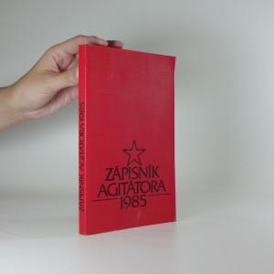 náhled knihy - Zápisník agitátora - 1985