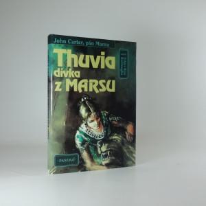 náhled knihy - Thuvia, dívka z Marsu (John Carter, pán Marsu)