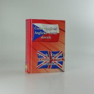 náhled knihy - Česko-anglický, anglicko-český slovník