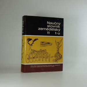 náhled knihy - Naučný slovník zemědělský 11 t-u