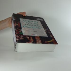antikvární kniha Kapitálové investice a finanční rozhodování, 1999