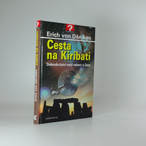 náhled knihy - Cesta na Kiribati : dobrodružství mezi nebem a Zemí