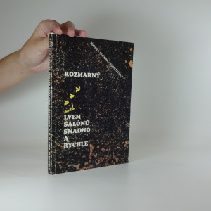 náhled knihy - Rozmarný svět citátů a aforismů aneb lvem salónů snadno a rychle