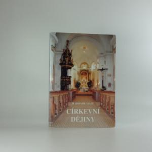 náhled knihy - Církevní dějiny