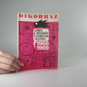 náhled knihy - Dikobraz 1968-1969