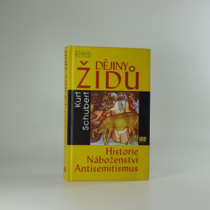 náhled knihy - Dějiny Židů