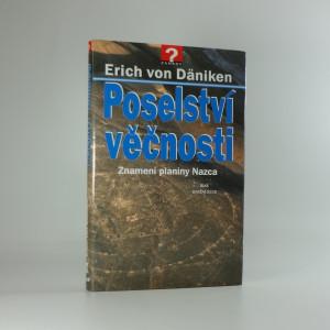 náhled knihy - Poselství věčnosti : znamení planiny Nazca