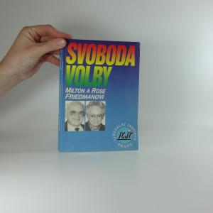 náhled knihy - Svoboda volby