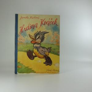 náhled knihy - Hrdina Kváček