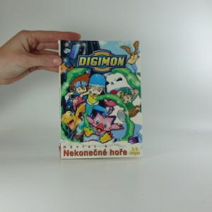 náhled knihy - Digimon: Návrat k Nekonečné hořeght