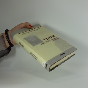 antikvární kniha Firma : krátke dejiny revolučnej myšlienky, 2006