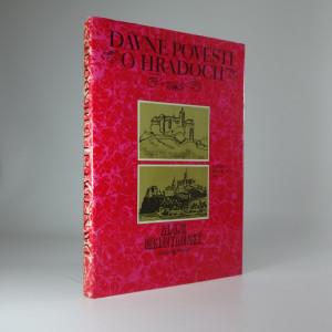 náhled knihy - Dávne povesti o hradoch