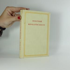 náhled knihy - Husitské revoluční hnutí